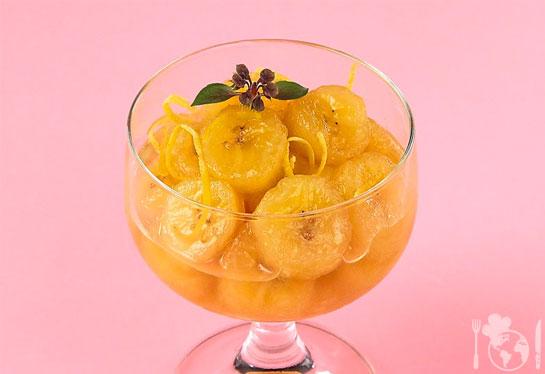 Десерт «Банановий рай»