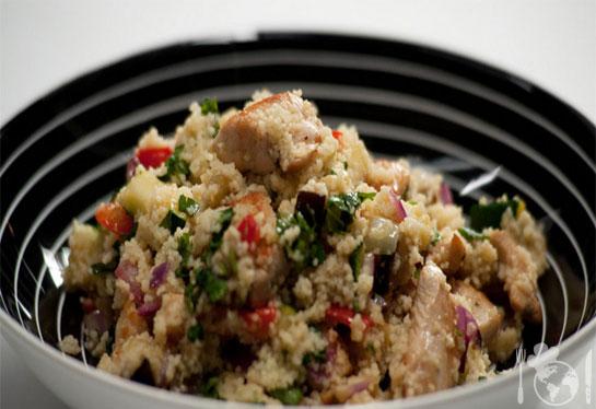 Французский салат Табуле